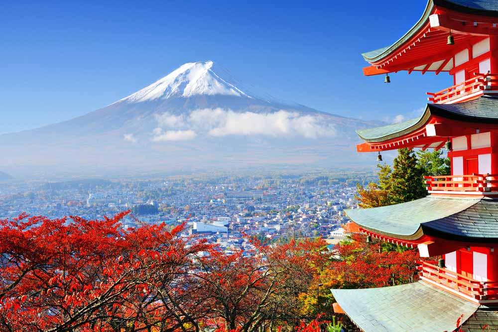 Mount Fuji 1