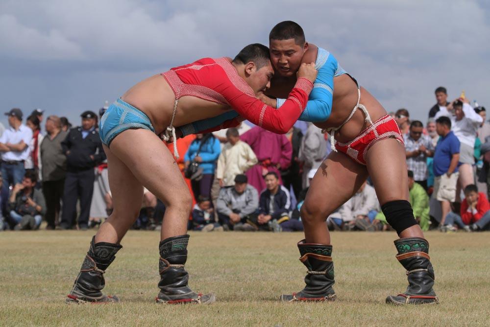 Naadam Festival 2