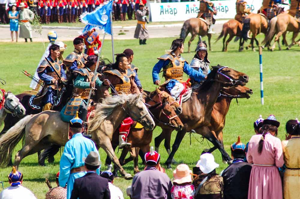 Naadam Festival 3