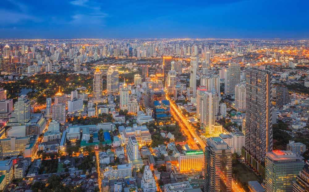 Uitgaan Bangkok