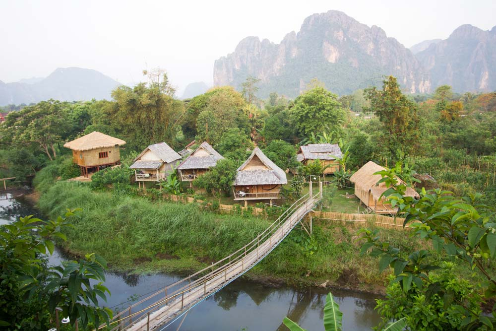 Backpacken Laos