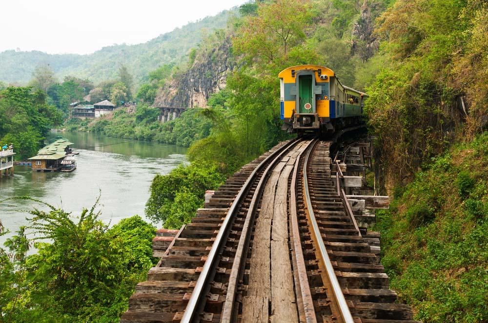 Vervoer Thailand