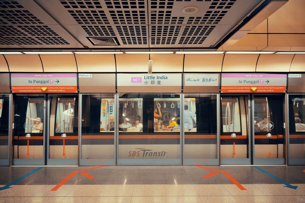 Vervoer Singapore
