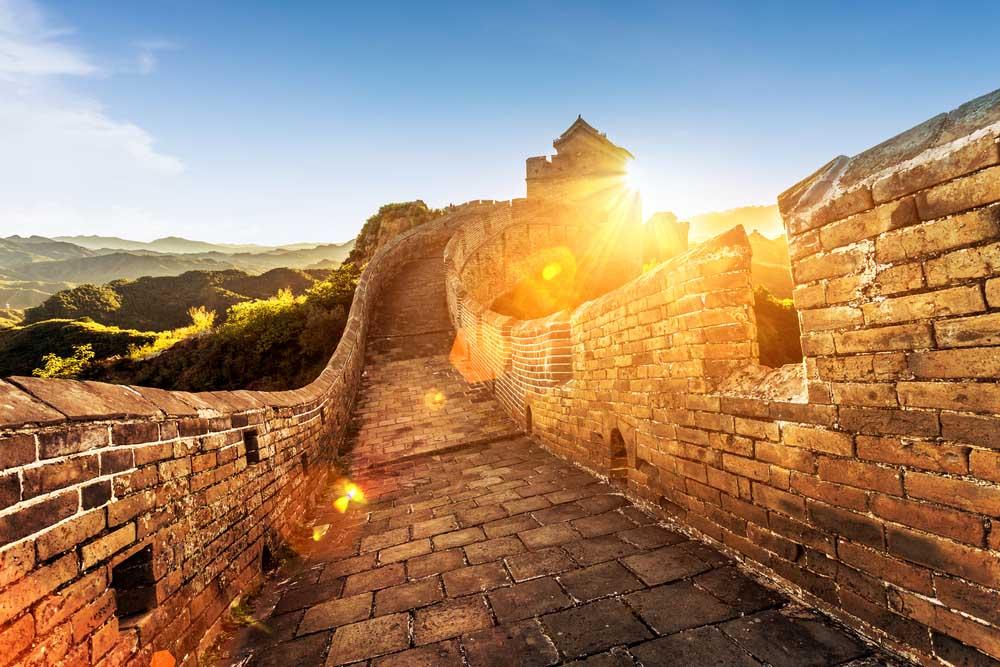 Chinese Muur 1