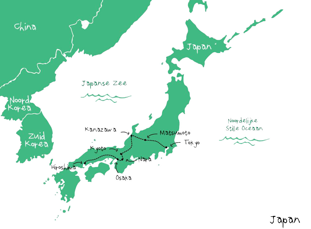 backpack-route-japan