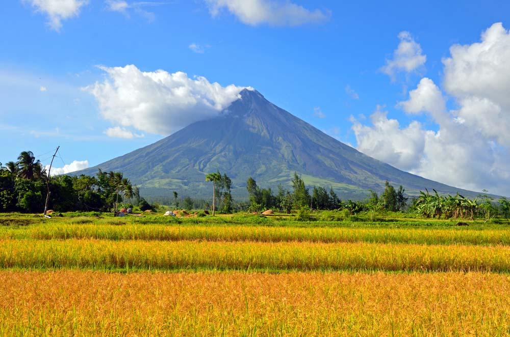 Mayon Vulkaan 1