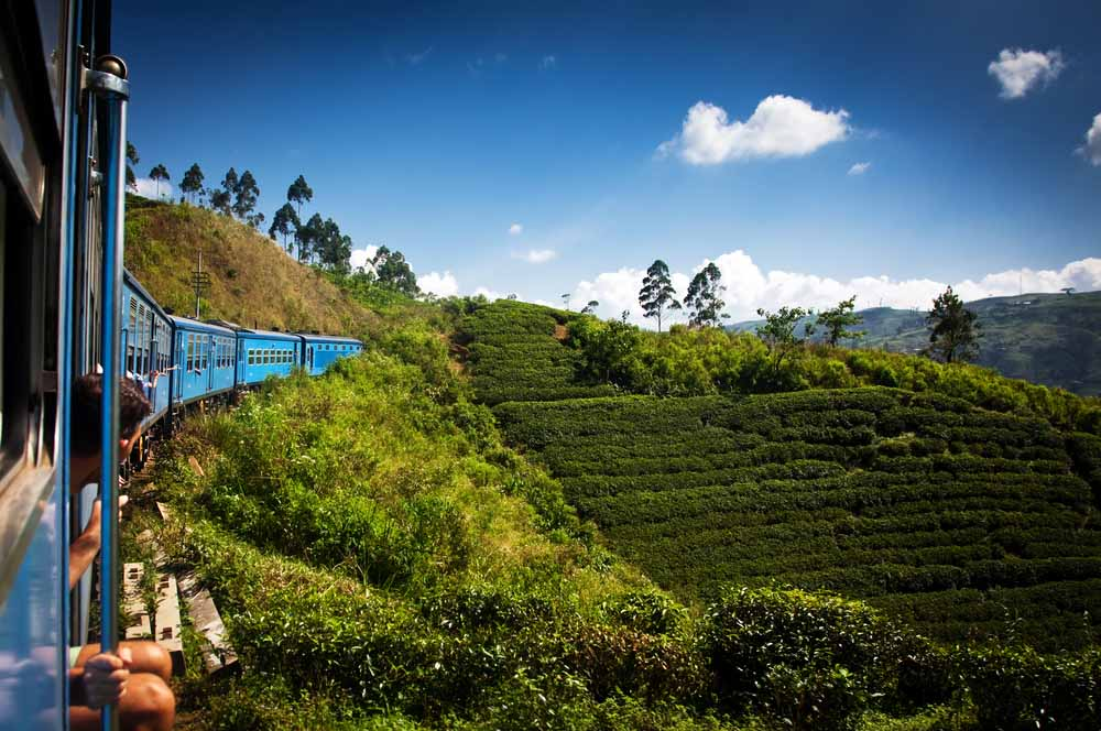 Sri Lanka Vervoer 2