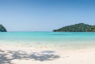 onbekende eilanden thailand