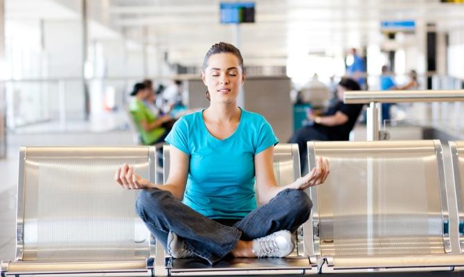 Mediteren Vliegveld