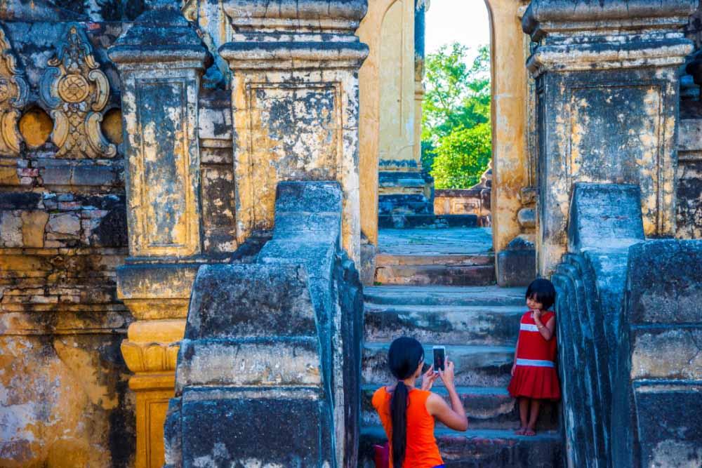 Myanmar Zelf 5