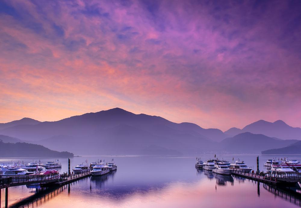 Sun Moon Lake 1