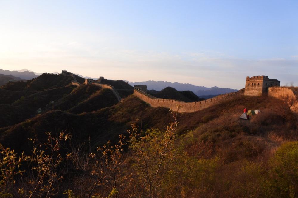 Chinese Muur 2