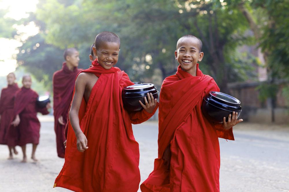 Kinderen Myanmar 1