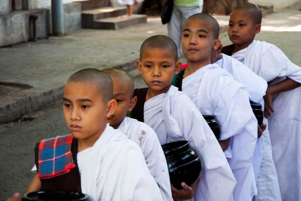 Kinderen Myanmar 10