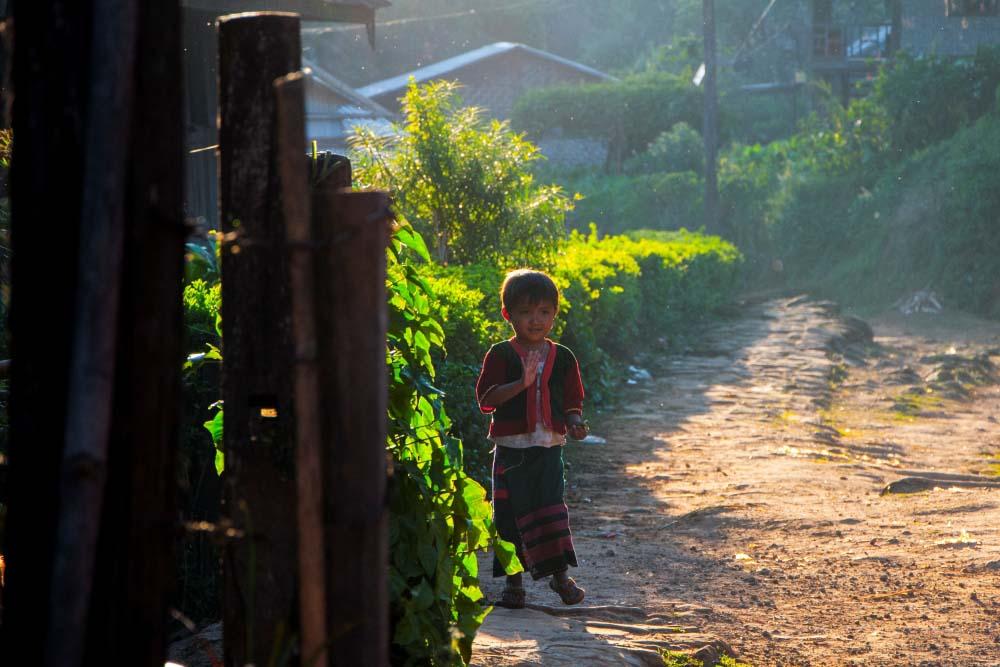Kinderen Myanmar 11