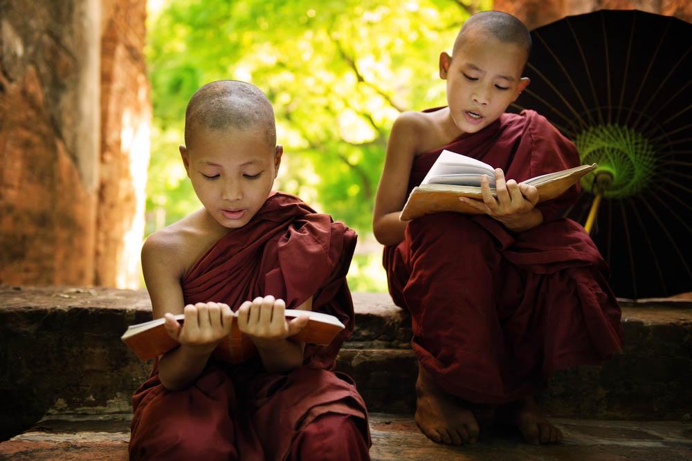 Kinderen Myanmar 12