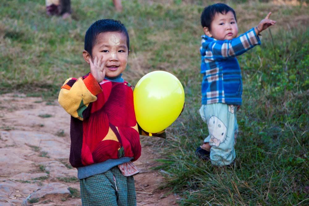Kinderen Myanmar 3