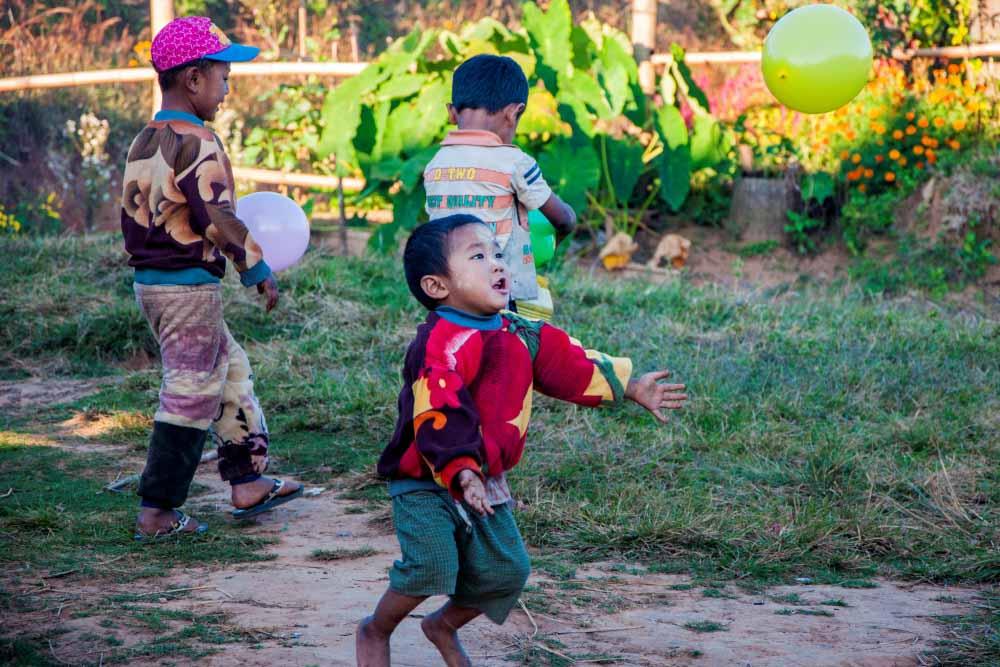 Kinderen Myanmar 4