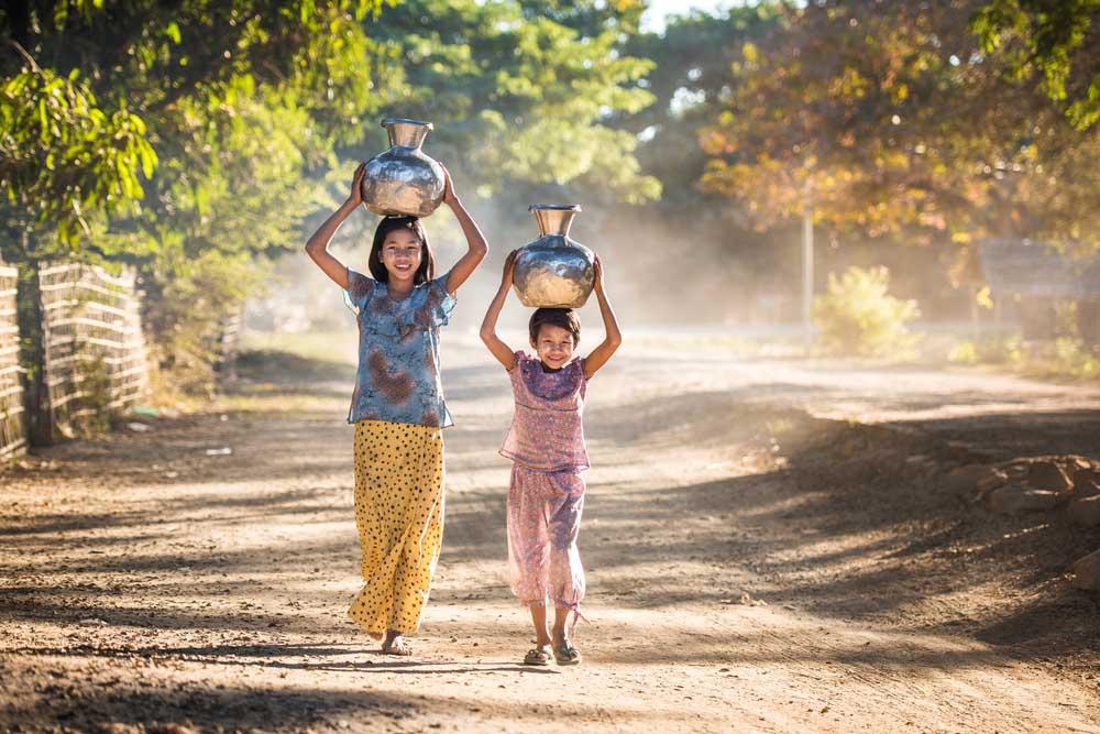 Kinderen Myanmar 5