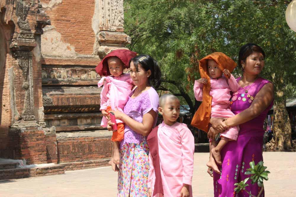 Kinderen Myanmar 6