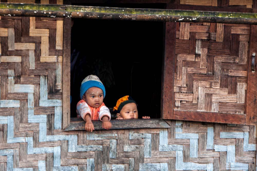 Kinderen Myanmar 8