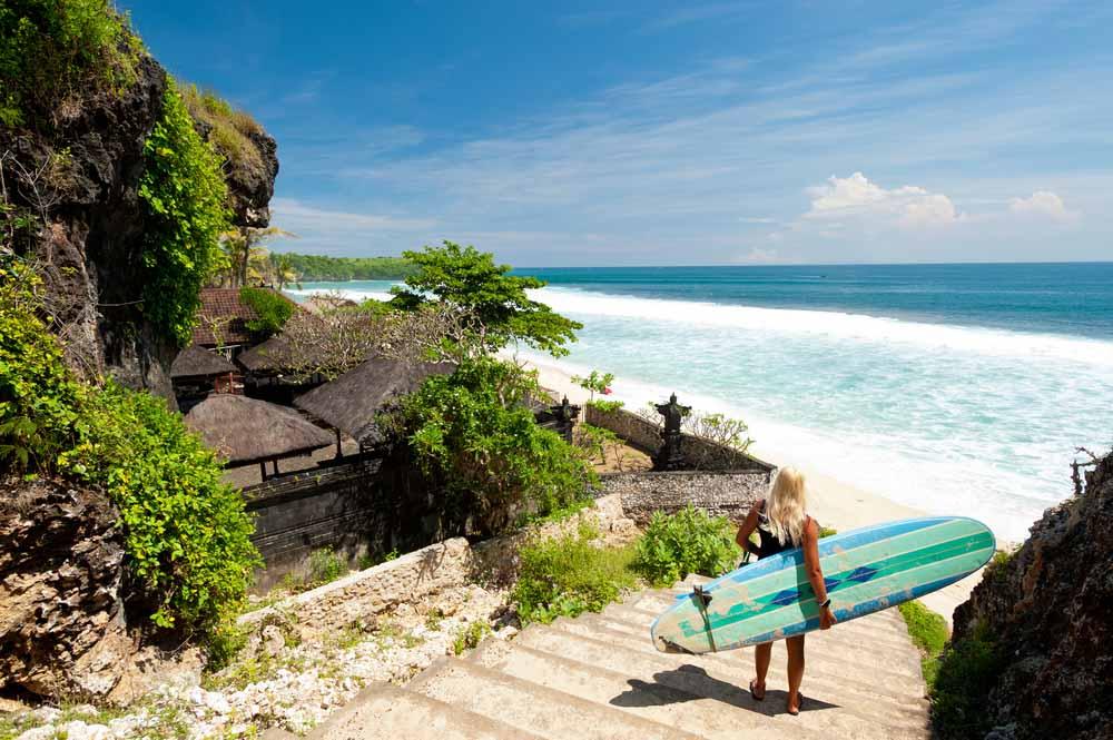 Surfen Bali 4