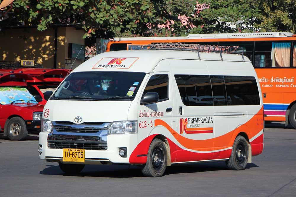 Chiang Mai vervoer