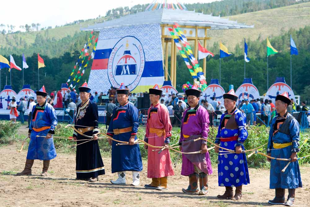 Naadam Festival 1