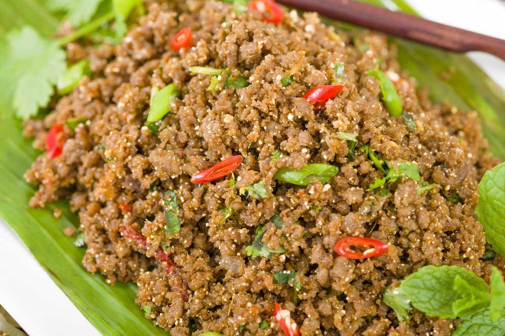 Eten Laos