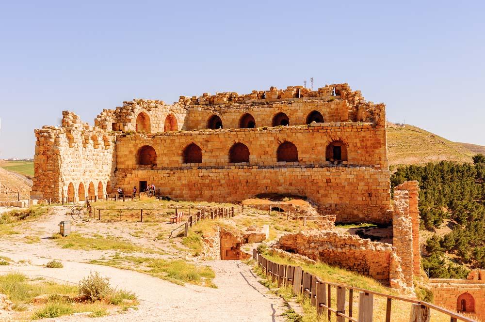bezienswaardigheden jordanie