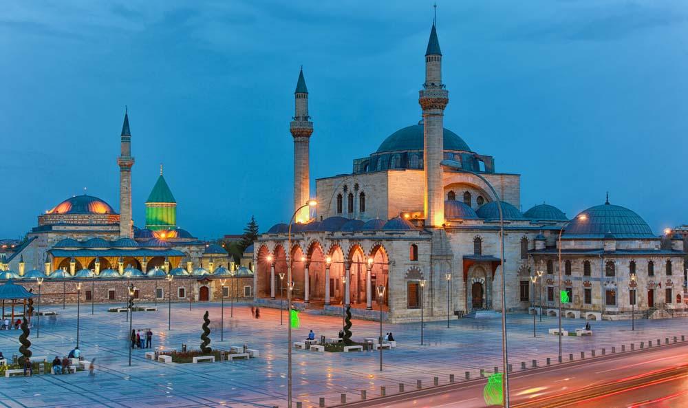 Konya | BackpackenInAzië.nl