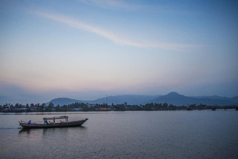 Vervoer Cambodja