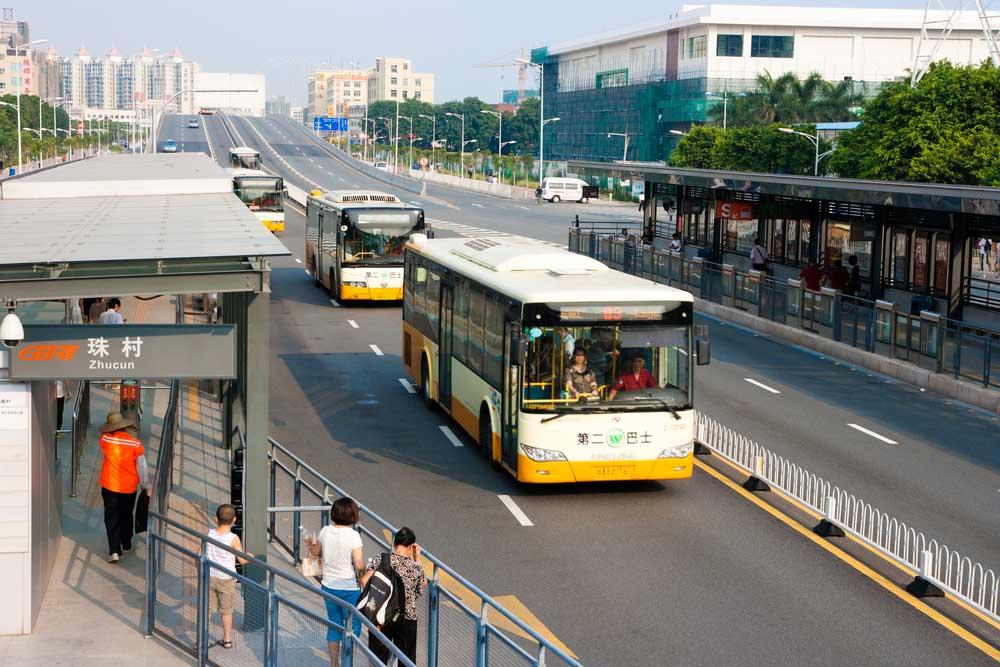 Vervoer China