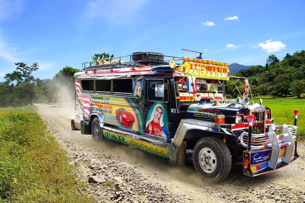 Vervoer Filipijnen