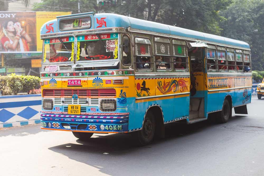 Vervoer India