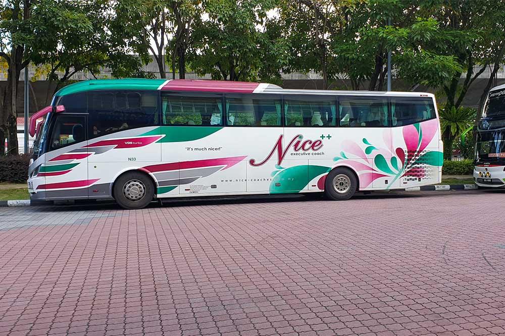 Vervoer Maleisië