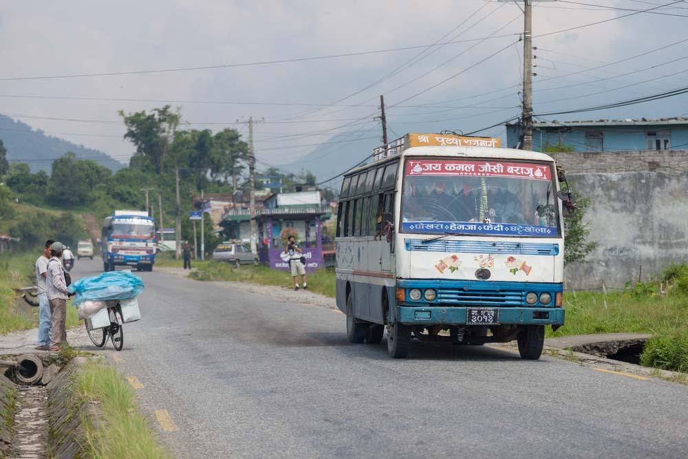 Vervoer Nepal