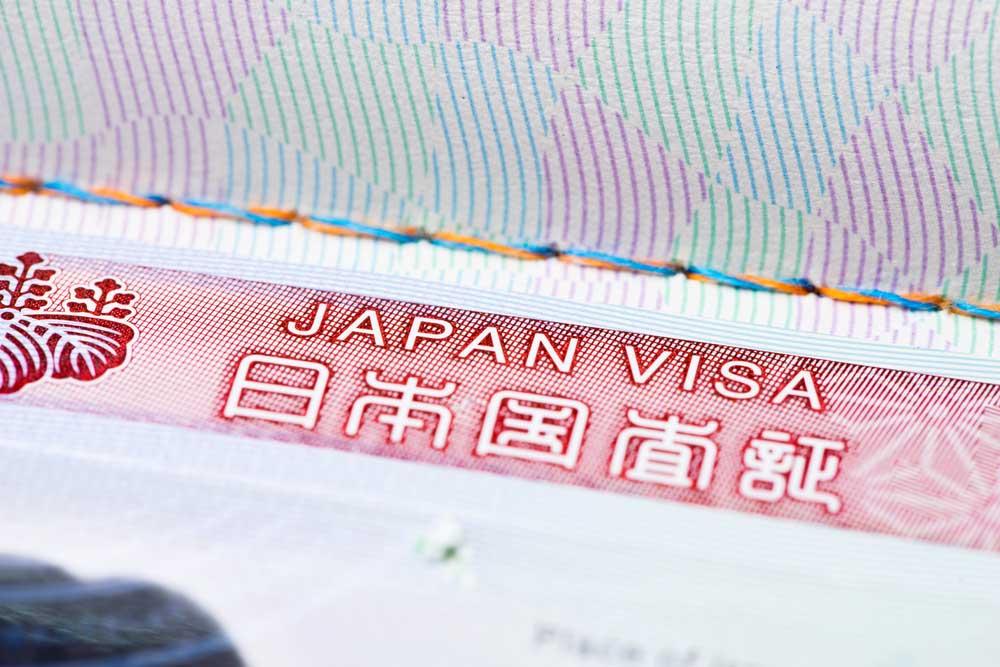 Visum Japan
