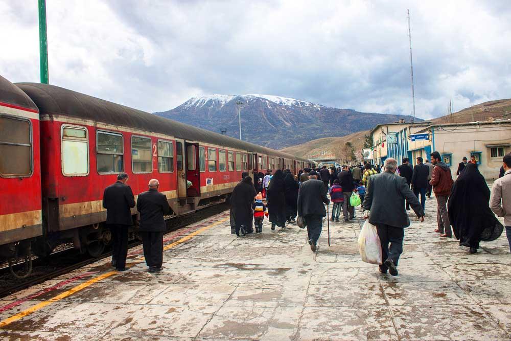 Vervoer Iran