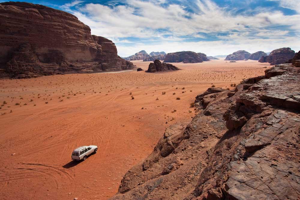 Vervoer Jordanië