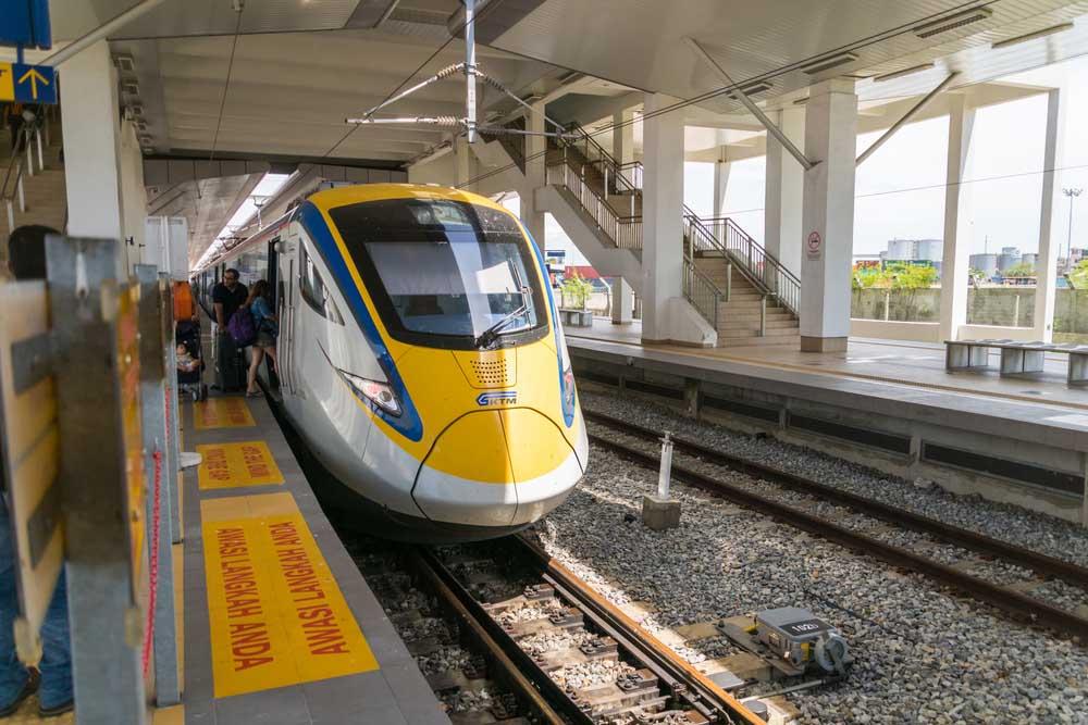 Vervoer Maleisie