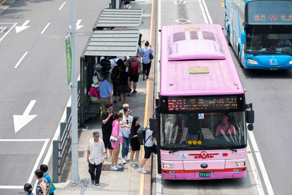 Bus Taiwan