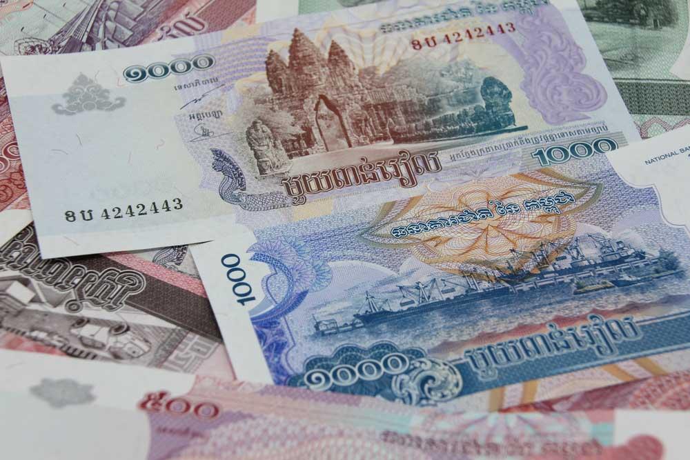 Geld Cambodja