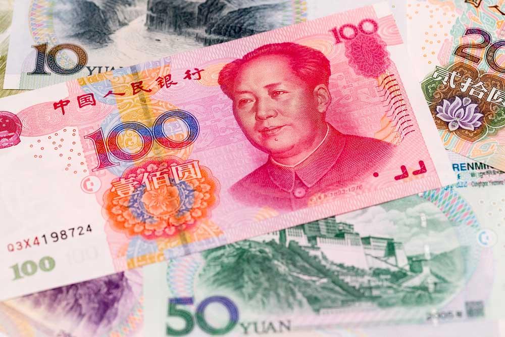 Geld China