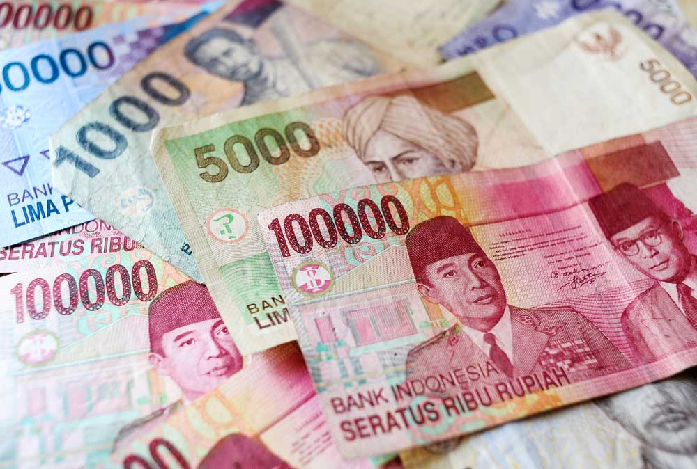 Geld Indonesië