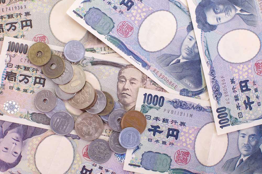 Geld Japan