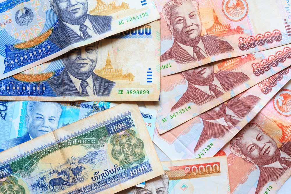 Geld Laos