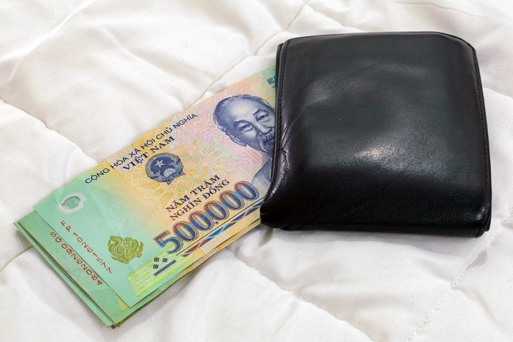 Geld Vietnam