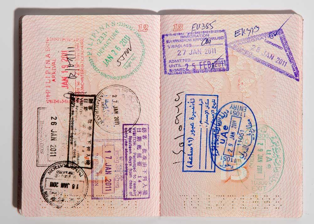 Visum Filipijnen
