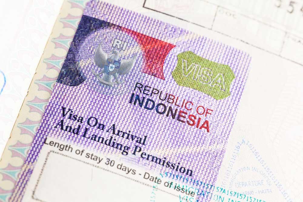 Visum Indonesie